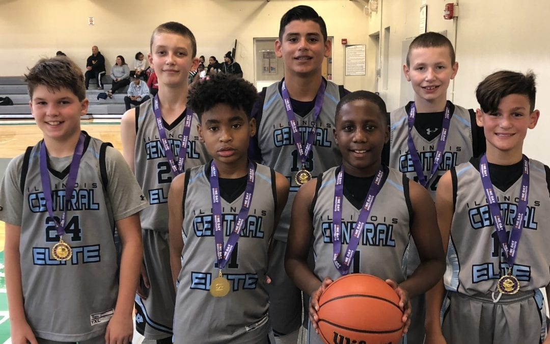 6th Grade Grey Champions Of Fall Slam One Day Shootout
