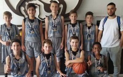 6th Grade White – Champions Of ICE Jamfest Shootout