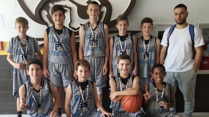 6th White Champions Of ICE Jamfest Shootout