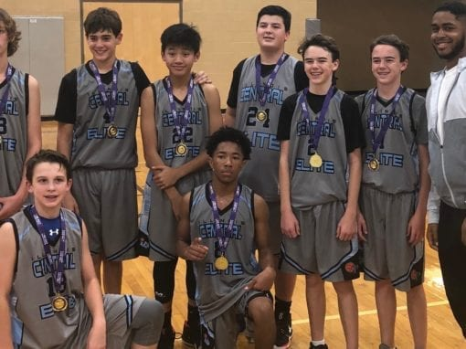 8th Grade Carolina Blue – Champions Of The One Day Shootout Fall Finale