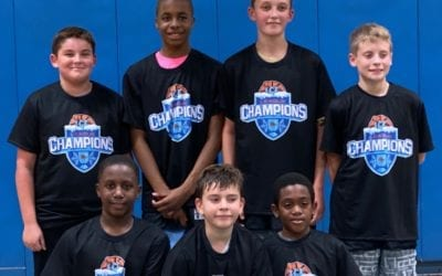 ICE Black Team – Champions in the ICE Fall League