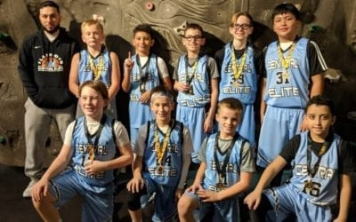 5th Grade Grey – Champions Of Stars Of Tomorrow Thanksgiving Classic