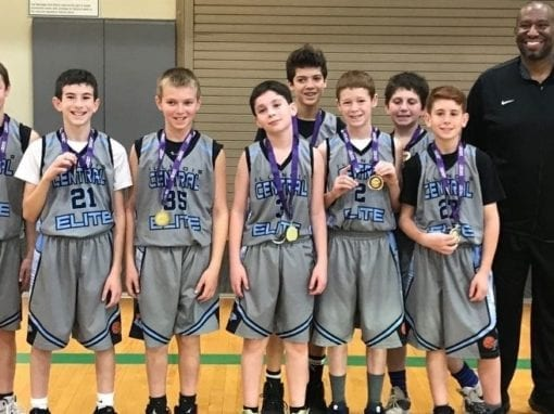 6th Grade Carolina Blue – Champions in Veterans Day One Day Shootout