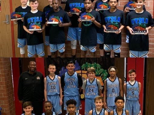 6th Grade Grey – Champions of NY2LA Generation Next Tip-Off
