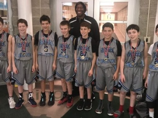 6th Grade Carolina Blue – Champions in Go-Live Shootout
