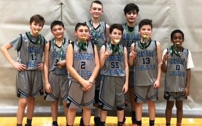6th Grade White – Champions in the Winter Nationals One Day Shootout