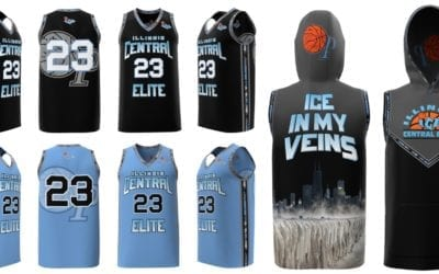 New ICE Travel Team Uniforms