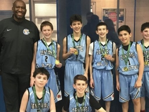 6th Grade Carolina Blue – Champions in March Madness One Day Shootout