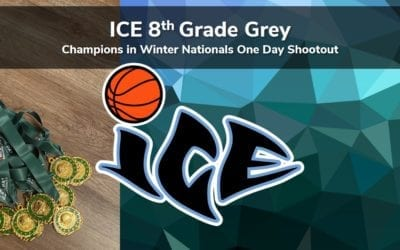 8th Grade Grey – Champions in Winter Nationals One Day Shootout