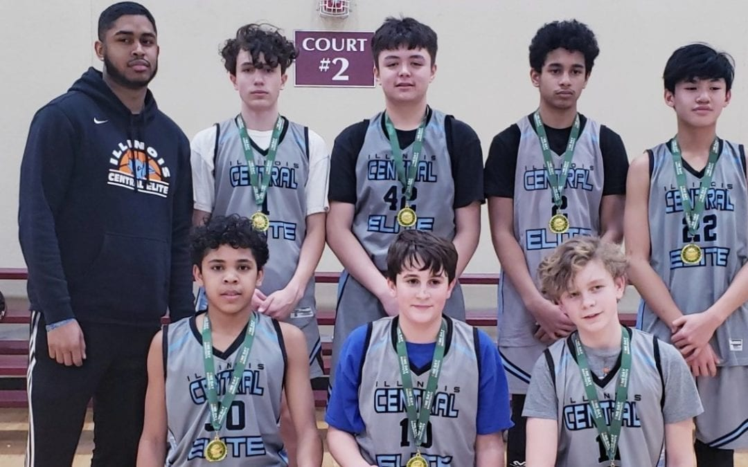 8th Grey Champions in Winter Finale One Day Shootout