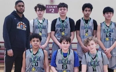 8th Grade Grey – Champions in Winter Finale One Day Shootout