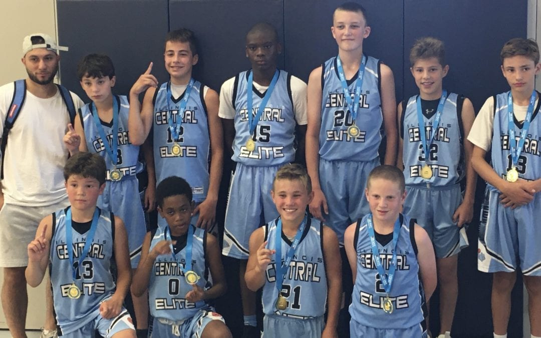 6th Grey-II Champions in One Day Shootout Summer Jamboree