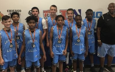 6th Grade Grey I – Champions in Chicago Challenge