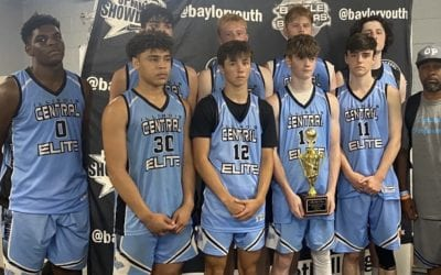 10th Grade Grey – 2nd Place Finish in Baylor Basketball All Star Classic