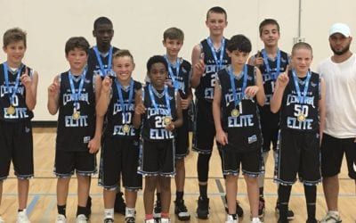 6th Grade Grey II – Champions in One Day Summer National Shootout