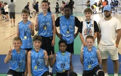 6th Grade Grey II – Champions in One Day Shootout Midwest Showdown