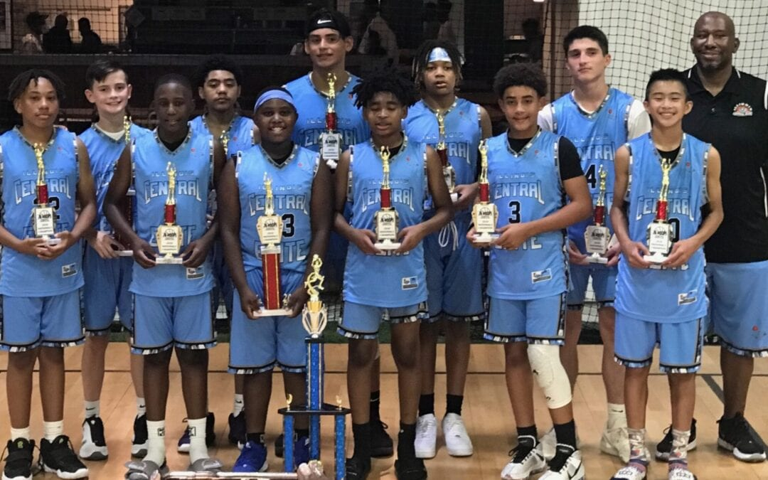 6th Grade Grey – Champions in Jr. Hoops Elite Nationals