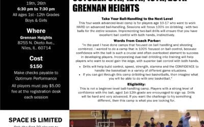 OP Extreme Handles Basketball Camp 2020