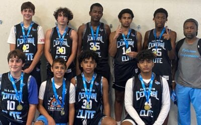9th Grade Black – Champions in the Culver's One Day Shootout