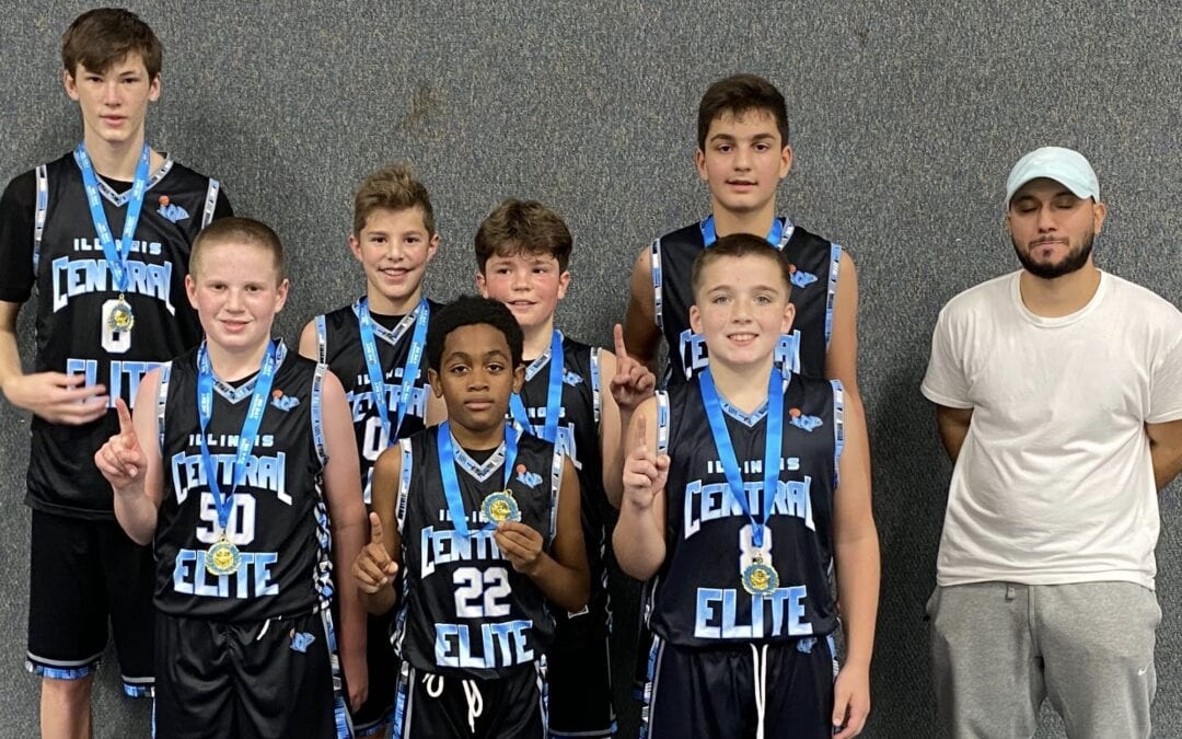 7th Grade Carolina Blue Champions in Fall Finale One Day Shootout
