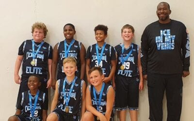 5th Grade Far-North Silver – Champions in One Day Shootout Fall Slam