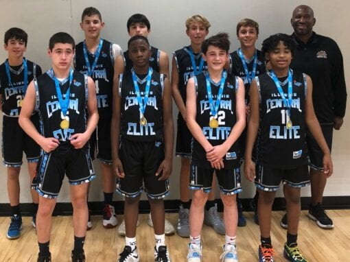 8th Grade Black – Champions in Columbus Day One Day Shootout