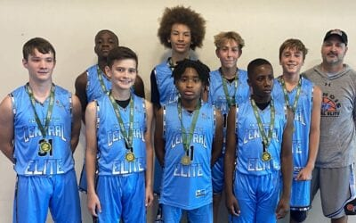 8th Grade Far-North Silver – Champions in Columbus Day One Shootout