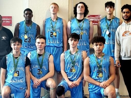 11th Grade Black – Champions in Columbus Day Shootout