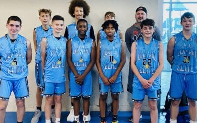 8th Grade Far-North Silver – Champions in All Out All Game One Day Shootout