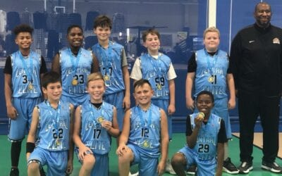 5th Grade Silver Far-North – Champions in All Out All Game One Day Shootout