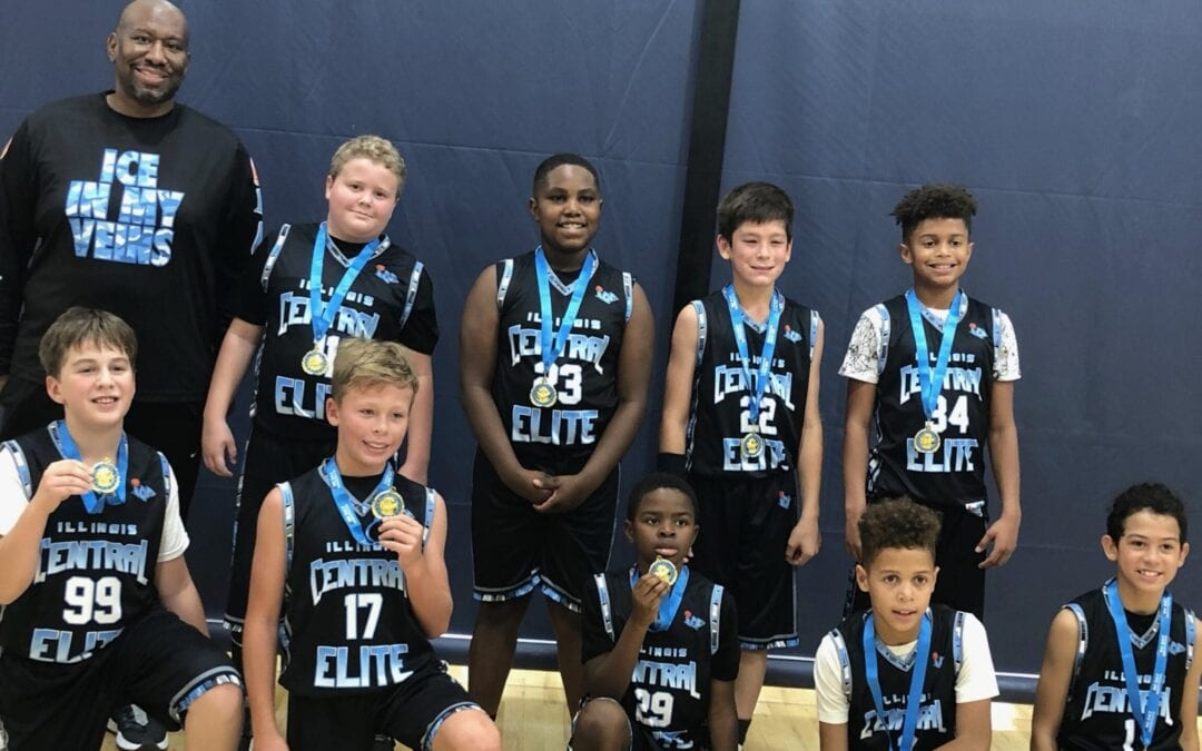 Far-North 5th Grade Silver Champions in Fall Finale One Day Shootout