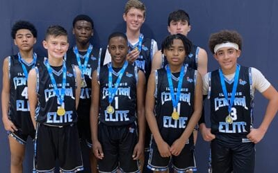 7th Grade Black – Champions in 8th Grade Division in Fall Finale One Day Shootout