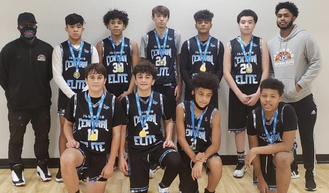 9th Grade Carolina Blue Champions in Fall Finale One Day Shootout