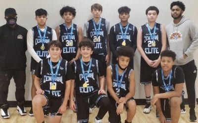 9th Grade Carolina Blue – Champions in Fall Finale One Day Shootout