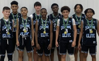7th Grade Black – Champions of 8th Grade Division in One Day Turkey Shootout