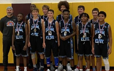 8th Grade Far-North Silver – Champions in Go-Live Shootout