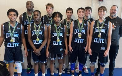 8th Grade Far-North Silver – Champions in One Day Shootout Thanksgiving Shootout