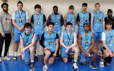 11th Grade Carolina Blue – Champions in One Day Shootout Winter Break Shootout