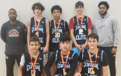 9th Grade Black – Champions in One Day Shootout Winter Break Shootout