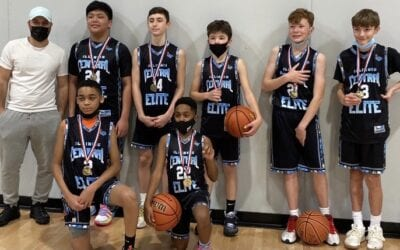 7th Grade Carolina Blue – Champions in the Go-Live Shootout