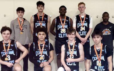 11th Grade Black – Champions in MLK Classic One Day Shootout