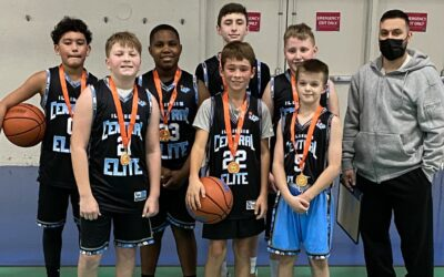 6th Grade Silver – Champions in I HAVE A DREAM One Day Shootout