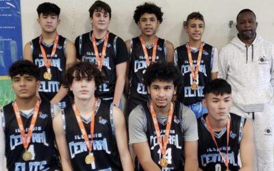 9th Grade Black – Champions in I HAVE A DREAM Shootout