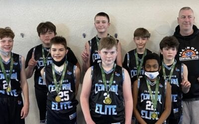 7th Grade Carolina Blue – Champions in One Day Winter Finale Shootout