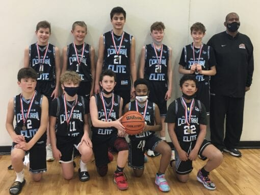 ICE 7th Grade Carolina Blue- Champions in One Day Spring Tip-Off Shootout