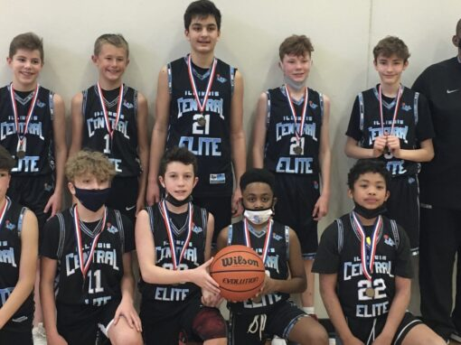 7th Grade Carolina Blue- Champions in One Day Spring Tip-Off Shootout