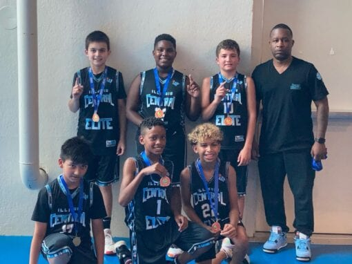 5th Grade Black – Champions in The Chicagoland Summer Tune-Up