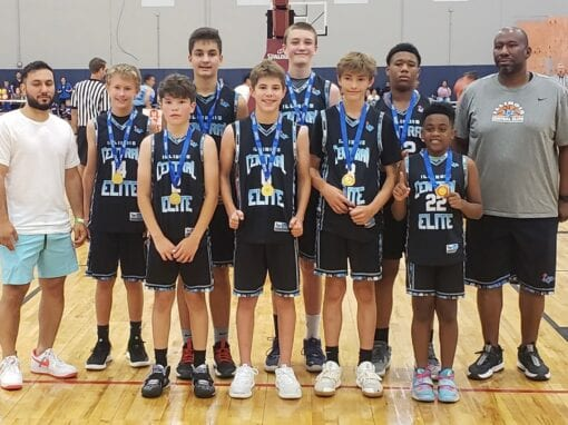 7th Grade Carolina Blue – Champions in The Chicagoland Summer Tune-Up