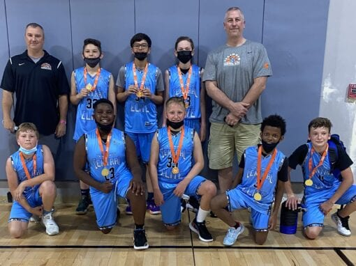 Far-North 6th Grade Silver – Champions in King & Queen Of The Court One Day Shootout
