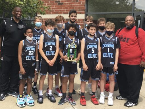 7th Grade Carolina Blue – 2nd Place in the Chicago Jamfest